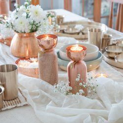 Festive Tablescapes
